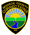 Monroe County Corrections Dept. Badge