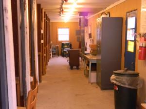 BRCVR&GC Pistol House - interior