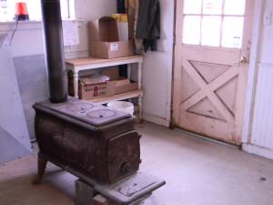 BRCVR&GC rifle house woodstove