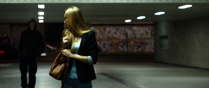 Woman-In-The-Subway